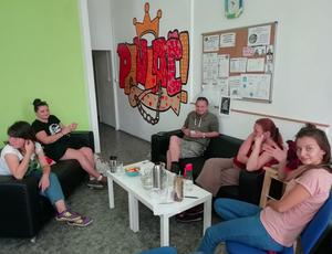 Stáž v organizaci Ratolest Brno, z.s.