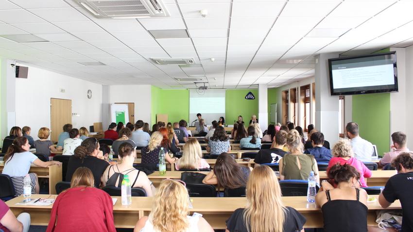 Nová fotogalerie: Konference Terénní a nízkoprahové programy 2018 - SPOLUPRACUJEME